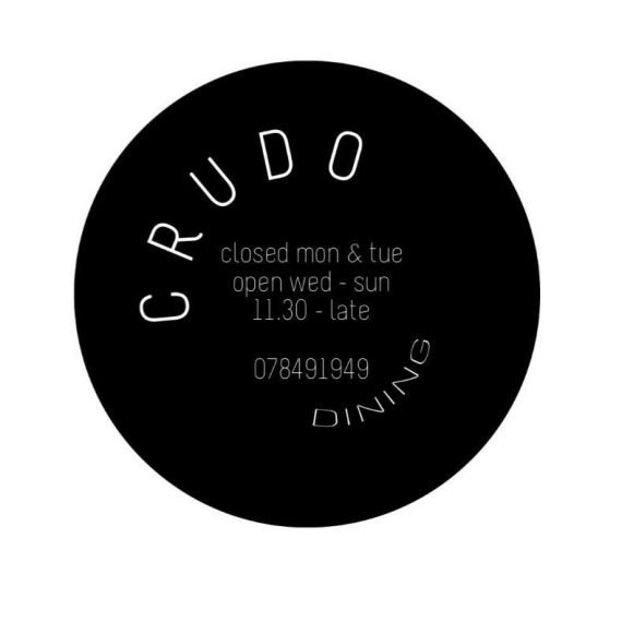Crudo Cafe Logo