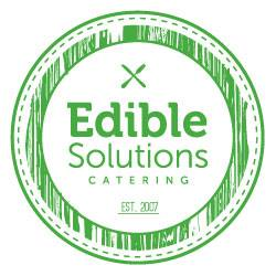 Edible Solutions Catering logo